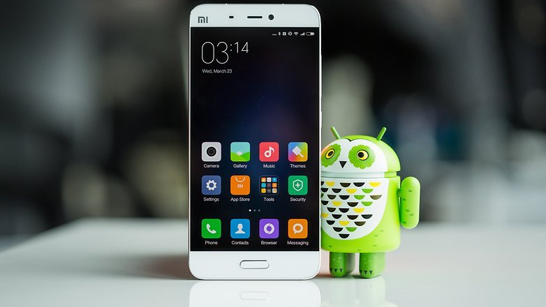 xiaomi mi5 android 7-0nougat update arrives others line can expect