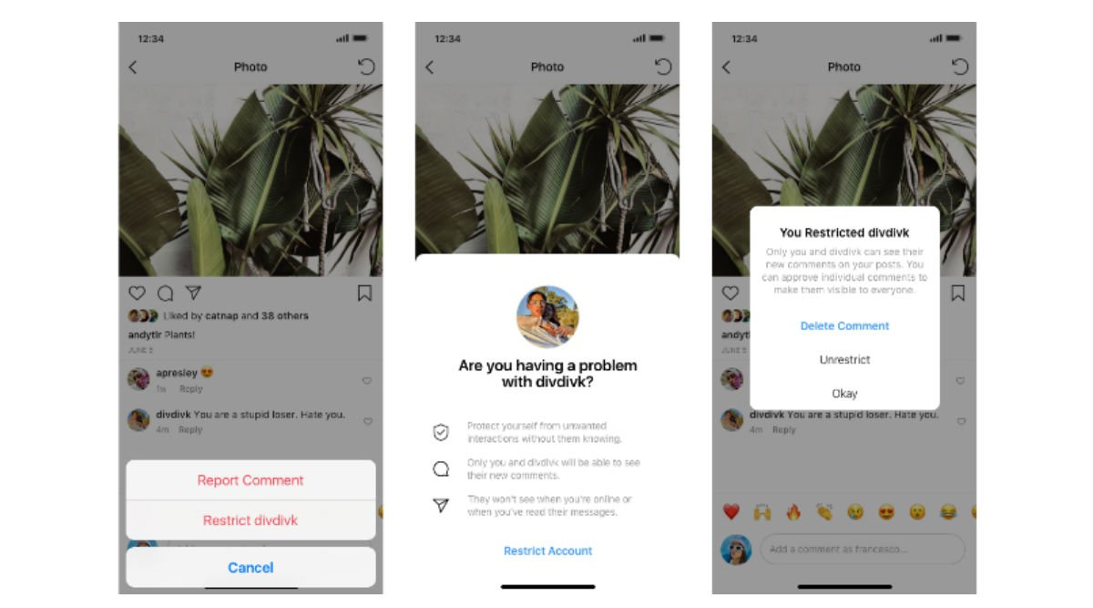 How to Restrict Instagram Followers