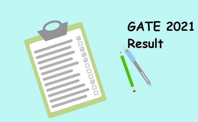 GATE 2021 Result – Live Update