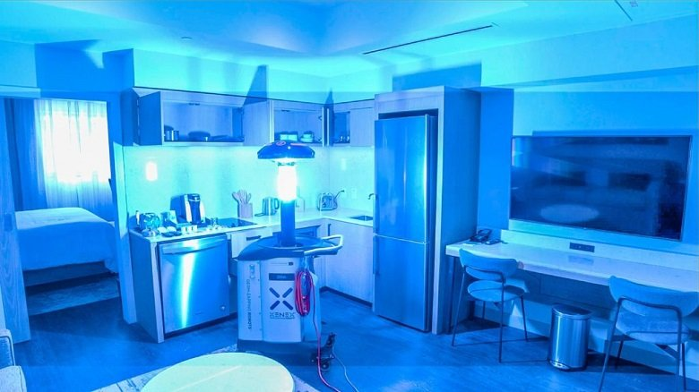 Is UV sterilization effective for viruses and bacteria?