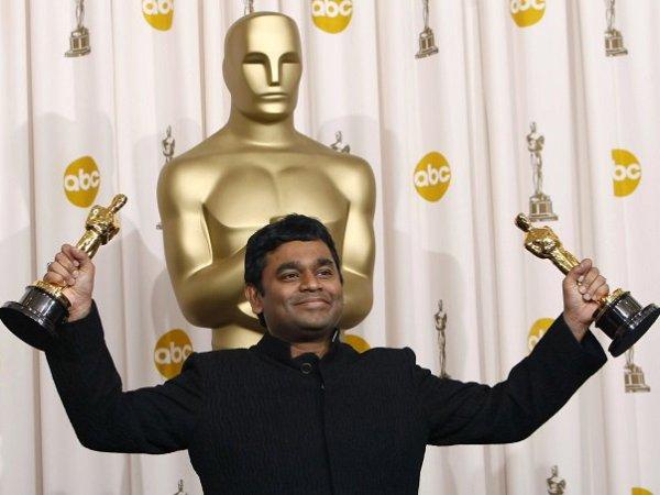 A R Rahman shortlisted for Oscar awards